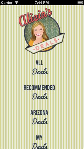 Alicia`s Deals