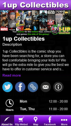 1up Collectibles action figures collectibles