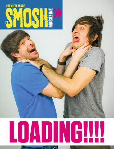 Smosh Magazine HD smosh fanfiction