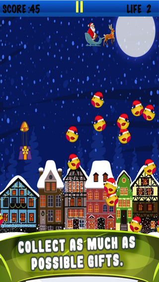 Flying Santa Free