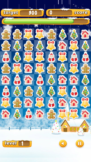 Happy Christmas Puzzle