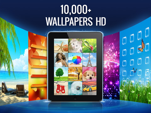 10000 wallpapers hd for ipad app for ipad iphone