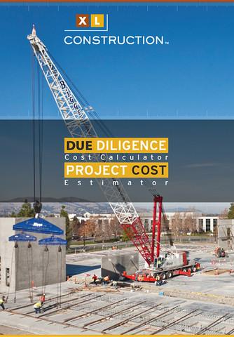 Due Diligence Cost Calculator ROM Project Cost Estimator projector screens cost