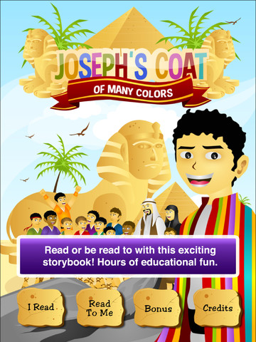 Joseph`s Coat of Many Colors [Lite]