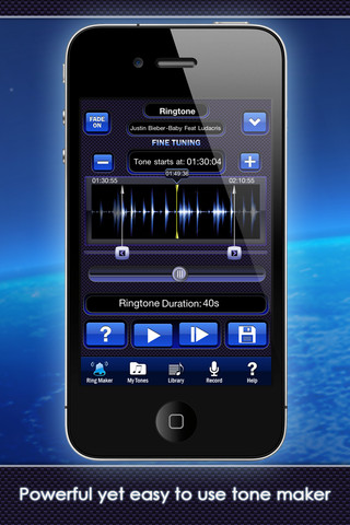 Ringtone Designer Free - Create Unlimited Free Ringtones