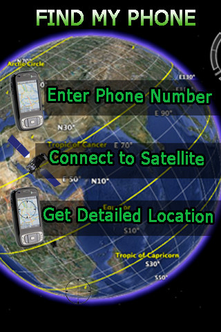 How to find my cell phone when it is off peak