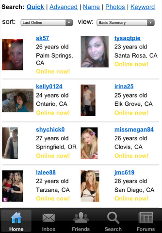 Free Online Dating & Friends