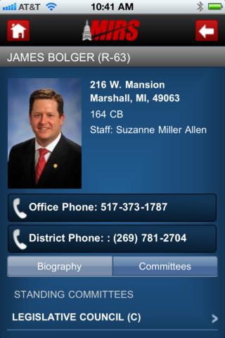 MIRS 2011-2012 Michigan Leadership Guide