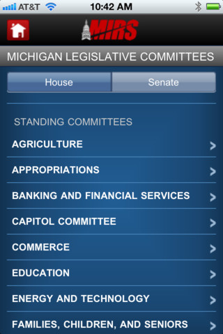 MIRS 2011-2012 Michigan Leadership Guide
