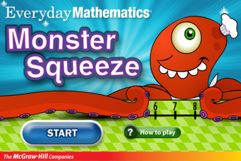 Everyday Mathematics® Monster Squeeze™