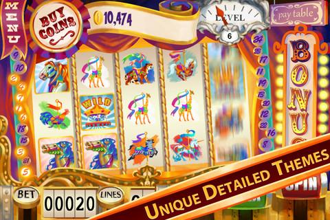 free online casino slots for ipad