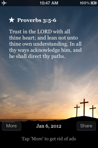 Daily Bible Inspirations Lite