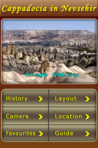 Cappadocia in Nevsehir - Turkey cappadocia