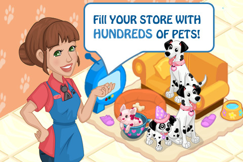 Pet Shop Story: Valentine`s Day