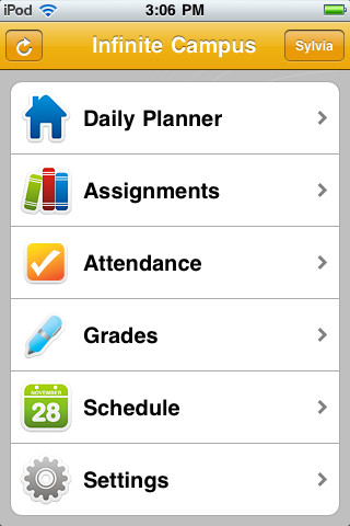 Infinite Campus Mobile Portal 1.0.7