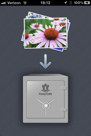 Hide Pictures and Photos with KeepSafe