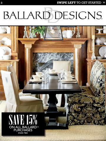 Ballard Designs Plus - Interior Designs and Home Furnishings architectural designs
