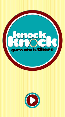 Knock Knock Game http://appfinder.lisisoft.com/app/knock-knock-guess-who-is-there.html
