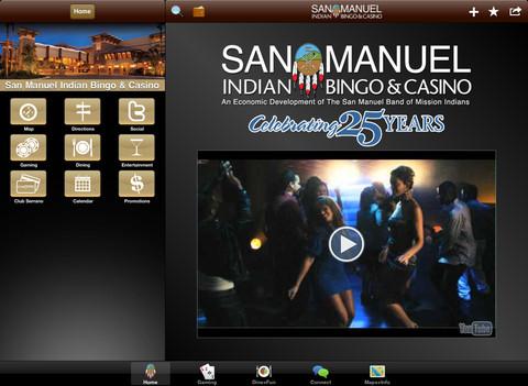 San manuel indian bingo and casino tickets