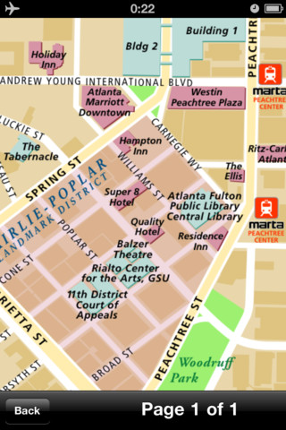 Atlanta Maps - Download Transit Maps, City Maps and Tourist Guides. 4.5.0
