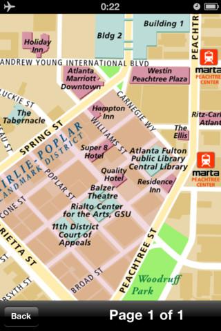 Atlanta Maps - Download Transit Maps, City Maps and Tourist Guides. offline maps download