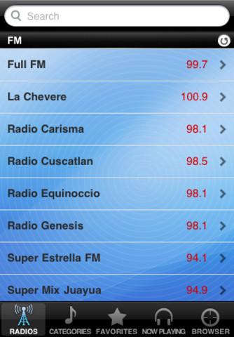 Radio El Salvador - Music and stations from El Salvador el salvador flag