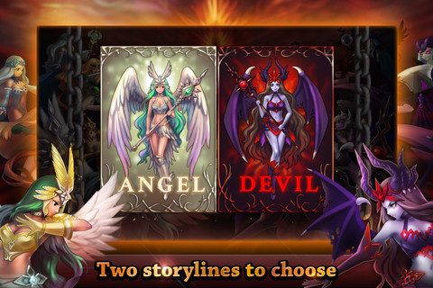 Destiny Defense : Angel or Devil