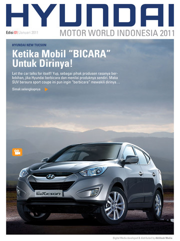 Hyundai Motor World Indonesia hyundai sport suv