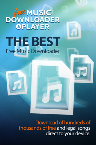 """Free Music Download"" - Free Music Downloader and Player"