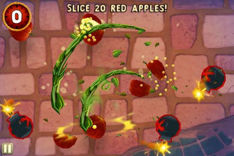 Fruit Ninja: Puss in Boots Lite