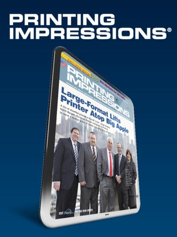 Printing Impressions for iPad printing impressions