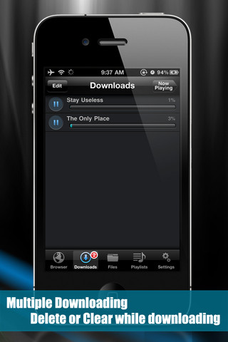 Free Music Download Lite - Music Downloader & Player