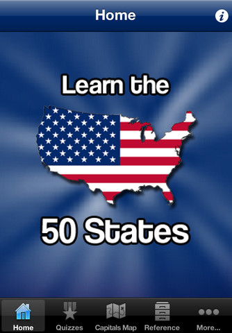 Learn the 50 States - States and Capitals Quizzes baltic states