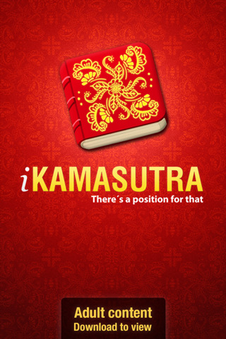 iKamasutra - Sex Positions from Kama Sutra and beyond Kamasutra