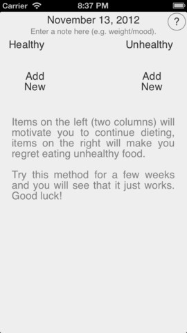 Smart Diet Tracker - Lose Weight Without Food Calorie Counter