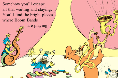 Oh, the Places Youll Go! - Dr. Seuss 1.08.1 App for iPad, iPhone