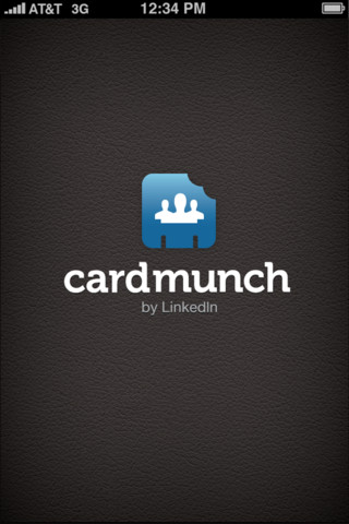CardMunch - Business Card Reader by LinkedIn