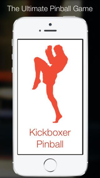 Kickboxer Pinball - Become a Pinball Champ & Play Arcade Games 3d pinball games