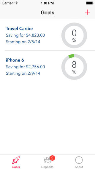 52 Weeks For My Goal money saving challenge