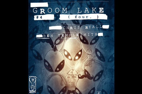 Groom Lake #4