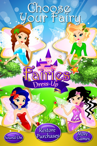 Fairies Dress-Up