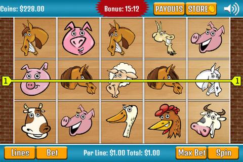 Farm Animal Slots