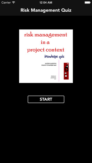 Risk Management in a Project Context: Knowledge Quiz knowledge management conference