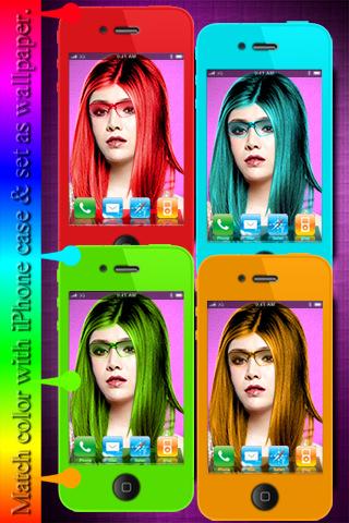 Hair Salon Cuts on Pocket Salon  Hair Styles Booth App For Ipad  Iphone   Photography