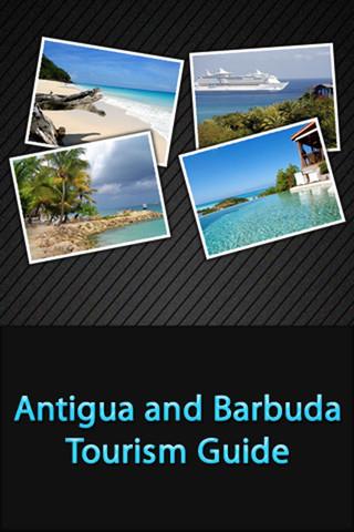 Antigua and Barbuda Islands Travel Guide antigua barbuda map