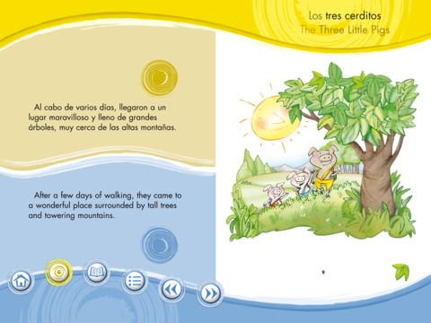 Los tres cerditos / The Three Little Pigs 1.0 App for iPad, iPhone ...