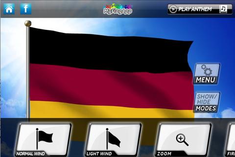 My Flag App DE - The Most Amazing German Flag andalucia flag