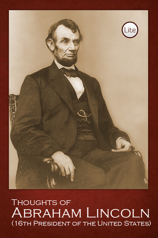 president abraham lincoln s thoughts on his Second inaugural address of abraham lincoln on the occasion corresponding to this four years ago all thoughts were anxiously and each invokes his aid.