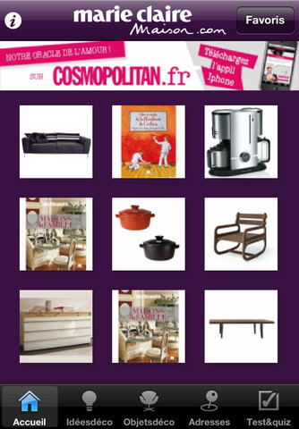 marie claire maison deco design lifestyle. Black Bedroom Furniture Sets. Home Design Ideas