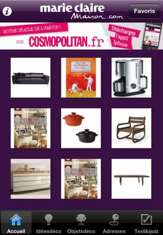 marie claire maison deco design app for ipad. Black Bedroom Furniture Sets. Home Design Ideas
